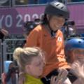 東京オリンピック2020 スケートボード女子パーク 岡本選手残念だったけど競技後の他の選手の対応が素晴らしかった。